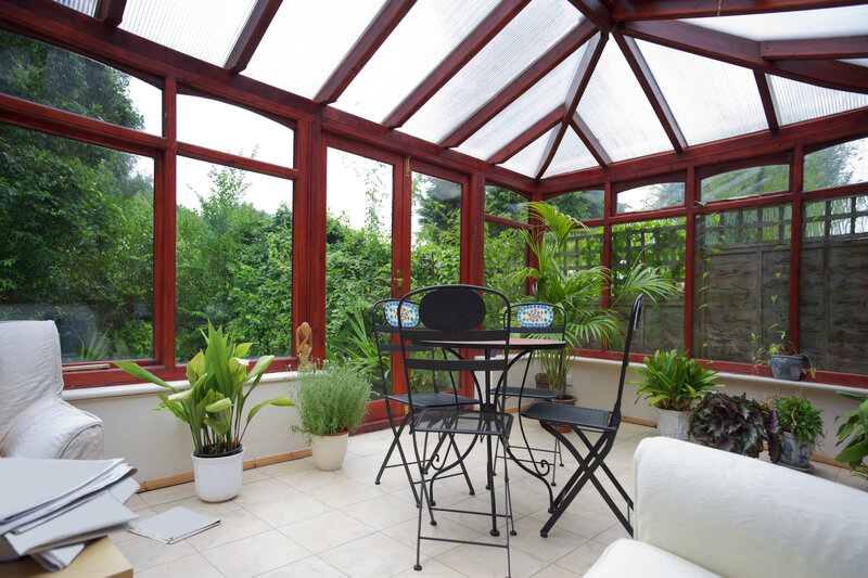 Conservatory Roof Conversion in Stafford Staffordshire