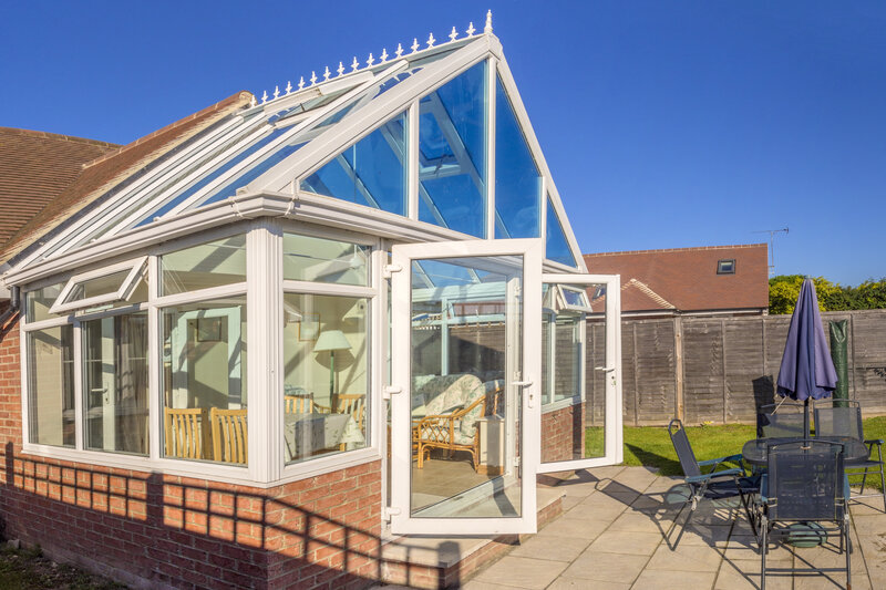 Glass Conservatory in Stafford Staffordshire