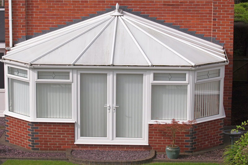 Small Conservatories Stafford Staffordshire