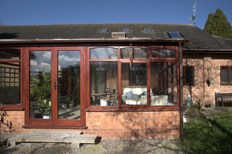 Solid Roof Conservatories in Stafford Staffordshire